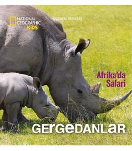 National Geographic Kids - Afrika'da Safari Gergedanlar