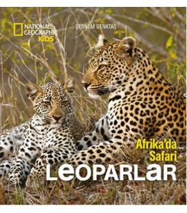 National Geographic Kids - Afrika'da Safari Leoparlar