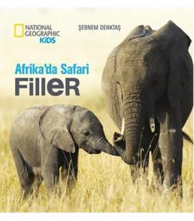 National Geographic Kids - Afrika'da Safari Filler
