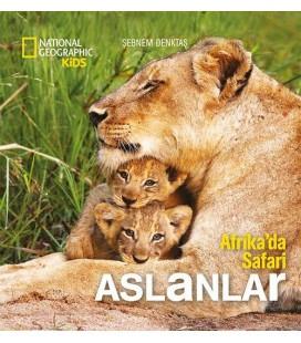 National Geographic Kids - Afrika'da Safari Aslanlar