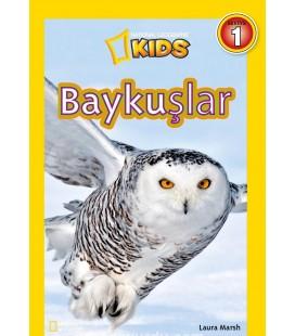 National Geographic Kids -Baykuşlar