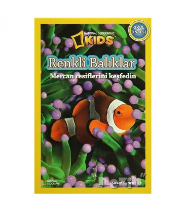 National Geographic Kids  - Renkli Balıklar