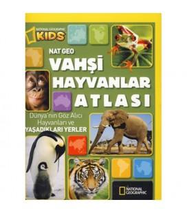 National Geographic Kids - Vahşi Hayvanlar Atlası