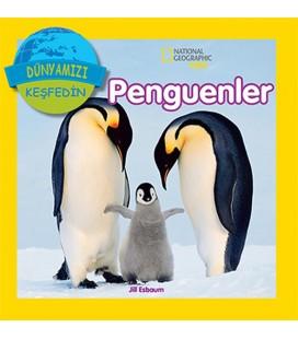 National Geographic Kids - Dünyanızı Keşfedin Penguenler