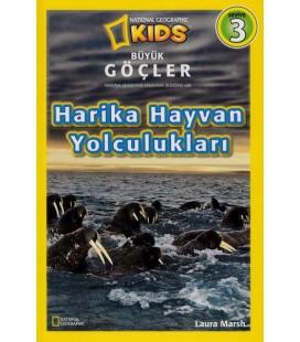 National Geographic Kids - Harika Hayvan Yolculukları