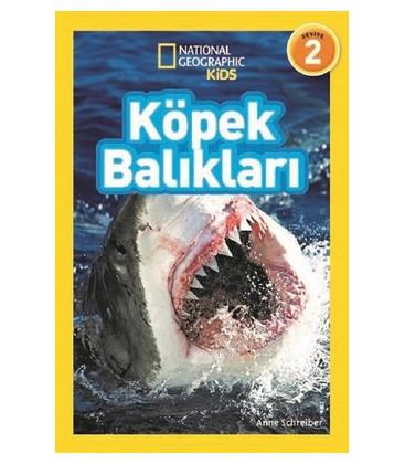 National Geographic Kids - Köpek Balıkları