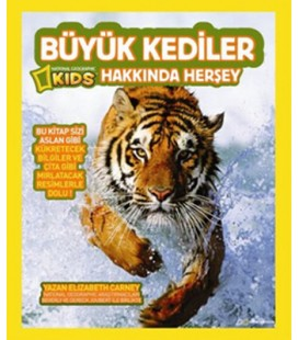 National Geographic Kids - Büyük Kediler Hakkında Herşey
