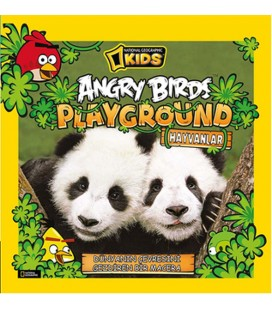 National Geographic Kids - Angry Birds Playground Hayvanlar