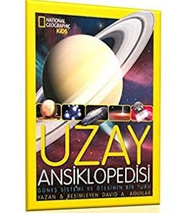 National Geographic Kids - Uzay Ansiklopedisi