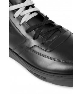 Alberto Guardiani Erkek Siyah Ayakkabı 685 77413A