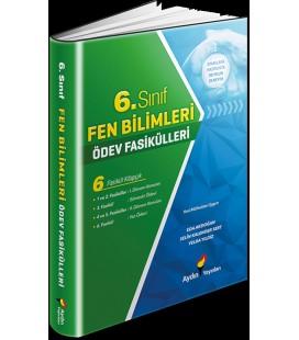 6. Sınıf Fen Bilimleri Ödev Fasikülleri Aydın Yayınları