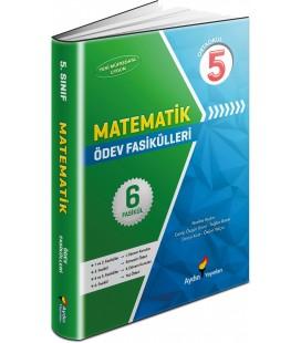 5. Sınıf Matematik Ödev Fasikülleri Aydın Yayınları