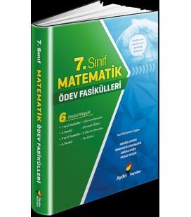 7. Sınıf Matematik Ödev Fasikülleri Aydın Yayınları