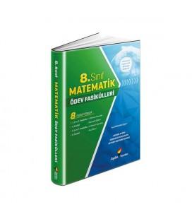 8. Sınıf Matematik Ödev Fasikülleri Aydın Yayınları