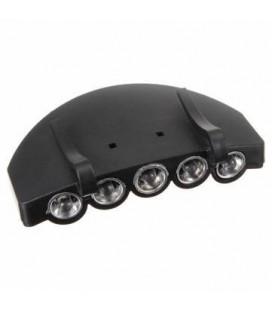 5 LED Cap Işık Şapka Işığı