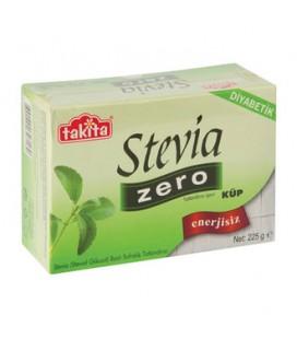 Takita Stevia Zero Küp Şekersiz Kalorisiz Diyet Tatlandırıcı Şeker İkamesi Sporcu Dostu