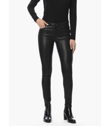 NetWork Kadın Deri Pantolon 1070649002