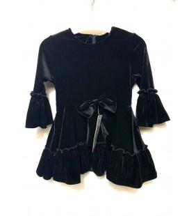 Panino Kız Çocuk Kadife Elbise 140007737