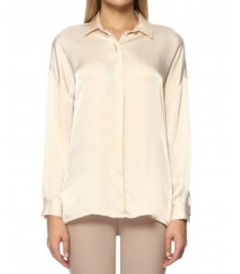 NetWork Kadın Gömlek 1070758 Pudra Rengi