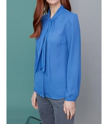 Journey Kadın Mavi Bluz 19KBLZ778