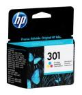 HP 301 Renkli Mürekkep Kartuş Ch562E