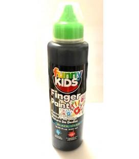 Funny Kids Parmak Boyası 500cc - 2808 Siyah