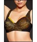 Ten Kadın Sarı Toparlayıcı Saten Sütyen 501111177