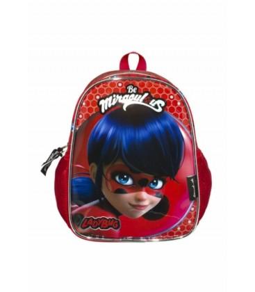 Miraculous Ladybug Baskılı Kız Çocuk Anaokulu Sırt Çantası 2145