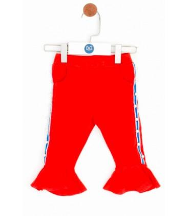 GB Baby Kız Bebek Kırmızı Eşofman Altı 19PFWBG2215