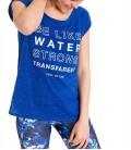 LC Waikiki Baskılı Kız Çocuk Tişört 8SD553Z8