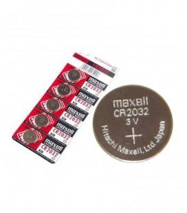 Maxell CR2032 Lithium Hafıza Pili 5'Li