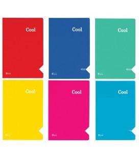 Keskin Color Cool PP Kapak Dikişli Kareli Defter A5 80 Yaprak 450642-99