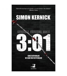 Gerçekle Yüzleşme Vakti 3:01 - Simon Kernick
