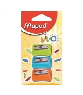 Maped 3lü Kalemtraş 006303