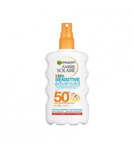 Garnier Ambre Solaire Sensitive Advanced Çocuk Sprey Gkf50+ 200Ml