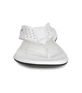 Ecco İntrinsic Toffel Kadın Beyaz Parmak Arası Terlik 88000301007