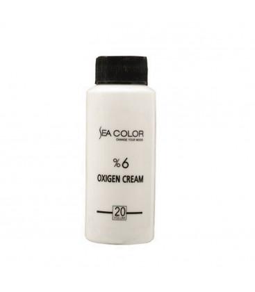 Sea Color Oksidan Krem %6 20 Volume 60 Ml