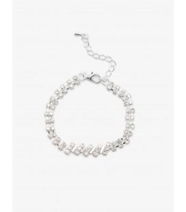 Koton Gümüş Rengi Bayan Taş Detaylı Bileklik 7KAK73138AA038
