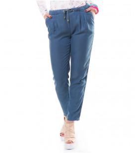 Karaca Kadın Pantolon Mavi 125203010