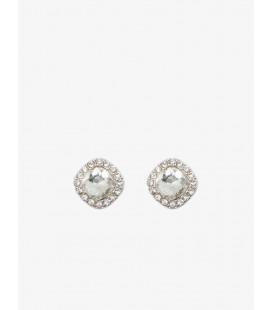 Koton Kadın Taş Detaylı Küpe - Gümüş Rengi 7KAK73166AA038