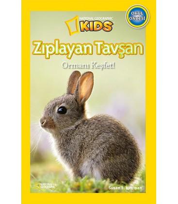 National Geographic Kids - Zıplayan Tavşan