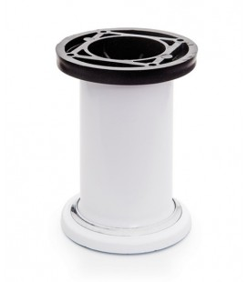 Beyaz Mobilya Ayağı 10 cm