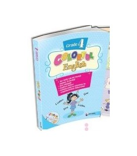 Grade 4 - Colorful English - Dijital Kitap