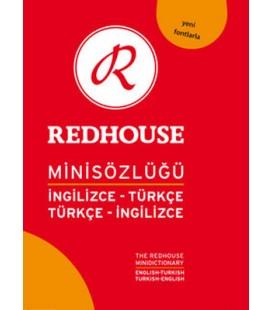 Redhouse Mini Sözlüğü - İng.-Türk./Türk-İng (Kırmızı küçük) - Kolektif - Redhouse Yayınları
