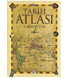 Tarih Atlası İlköğretim -  İskele Yayınları