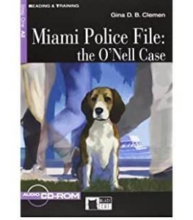 Miami Police File The O'Nell Case - Black Cat Yayınları