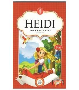 Heidi - Johanna Spyri - Venedik Yayınları