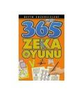 365 Zeka Oyunu - Yavuz Selim Erdoğan - Çocuk Gezegeni Yayınları