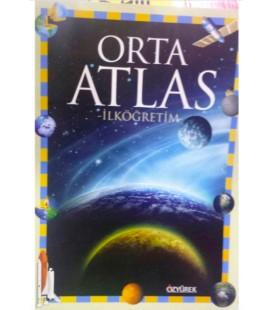 İlköğretim Orta Atlas - Özyürek Yayınları