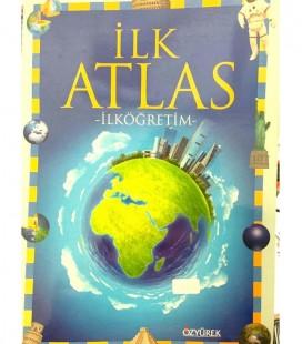 İlköğretim İlk Atlas - Çocuk Gezegeni Yayınları